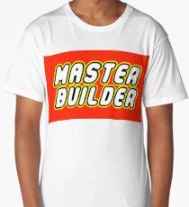 MASTER BUILDER Long T-Shirt