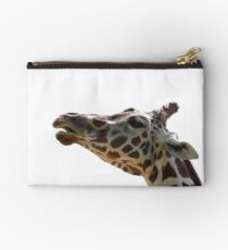 Giraffe Head Studio Pouch