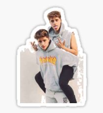 Ivan Martinez, Martinez Twins, Emilio Sticker