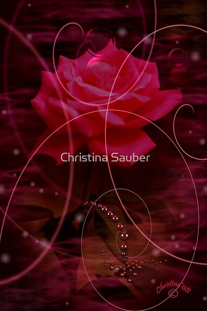 Beyond Red by Christina Sauber