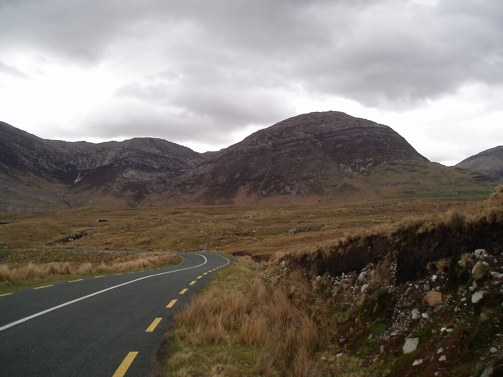 Road to Connemara by lukshot