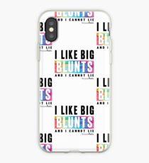 I Like Big Blunts and I Cannot Lie iPhone Case