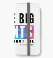 I Like Big Blunts and I Cannot Lie iPhone Wallet/Case/Skin