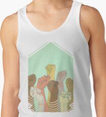 Camiseta de tirantes juntos