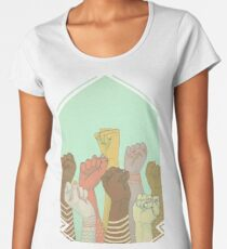 together Women's Premium T-Shirt