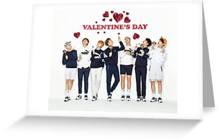 «BTS - Día de San Valentín» de ThisFire