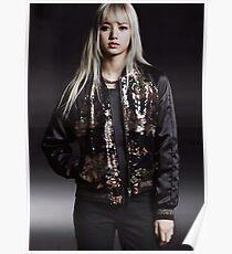 LISA - black Poster