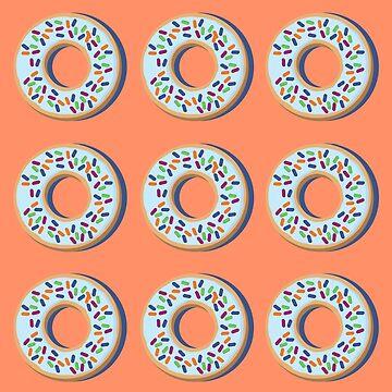 Donuts by craftyordie