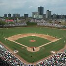 Wrigley Field by Marzdogg19