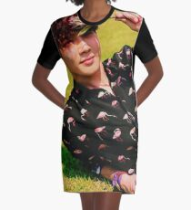 Exo Suho T-Shirt Kleid