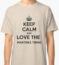Ivan Martinez, Martinez Twins, Emilio Classic T-Shirt