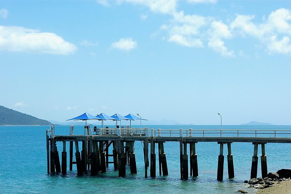 The Day Dream Pier by JenniferW