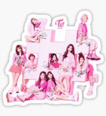 TWICE - Japan debut (Group) Sticker