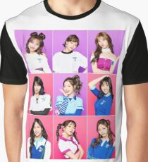 TWICE - One More Time - GROUP Graphic T-Shirt