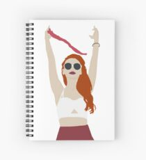 Cheryl Blossom Spiral Notebook