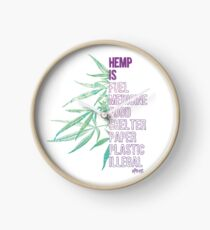 Hemp is Clock
