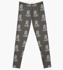 Mastiff T-shirt Leggings