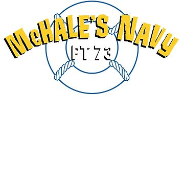 McHale's Navy Shirt by TV-Eye-On-Me