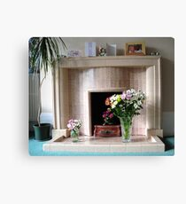 A Warm Welcome Home Leinwanddruck