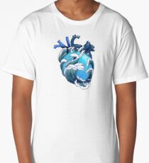 Beneath the Waves Long T-Shirt