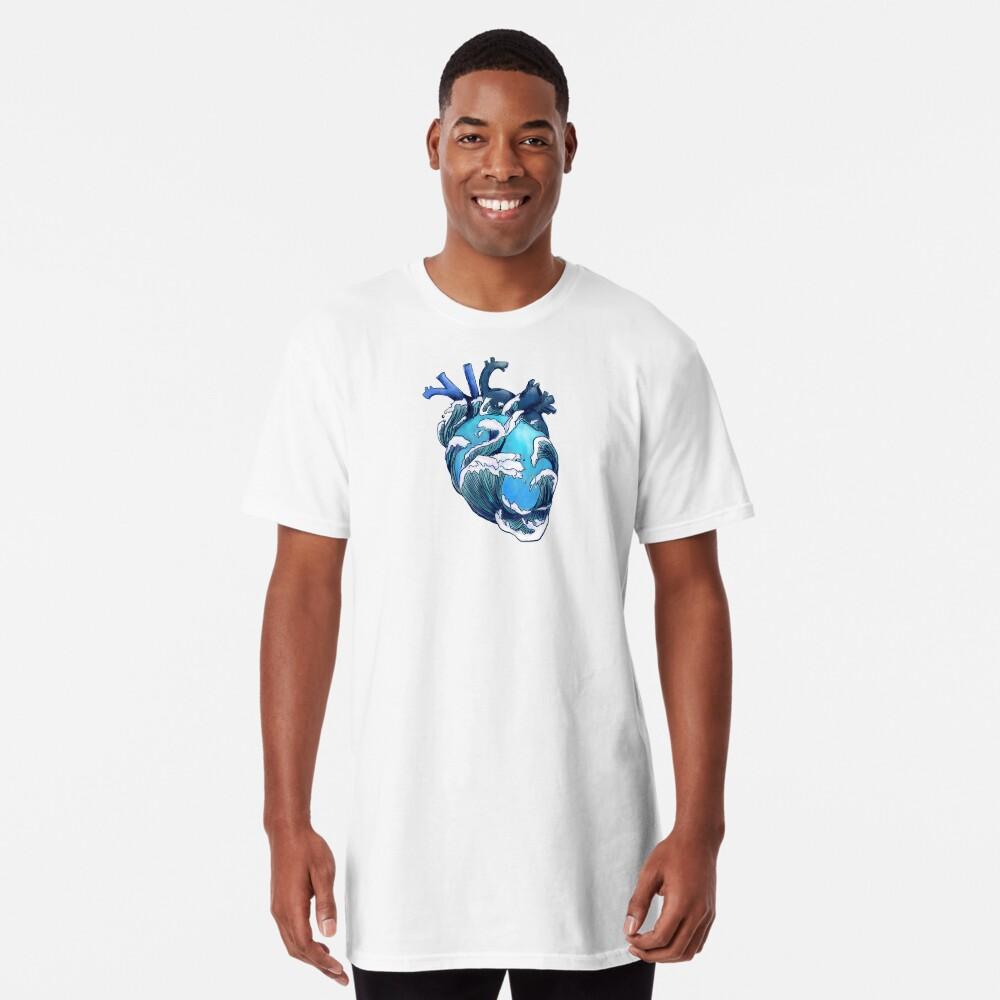 Beneath the Waves Long T-Shirt