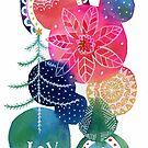 Christmas Joy by Janet Broxon