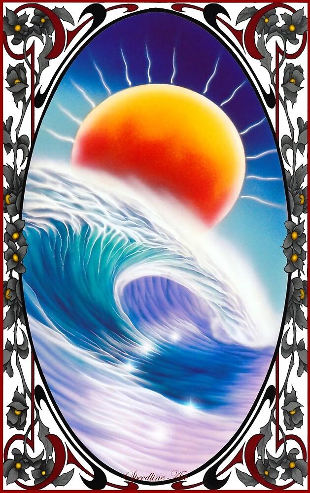 Ocean Juice A4 by speedlineart