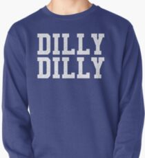 DILLY DILLY Vintage Distressed T-Shirt Pullover