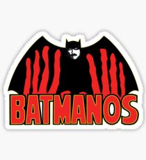 BATMANOS Sticker
