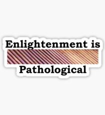More Zen Anything Sayings -  Enlightened Path Sticker