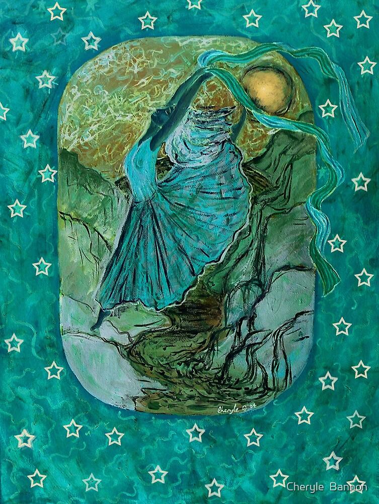 The leap 2 by Cheryle  Bannon