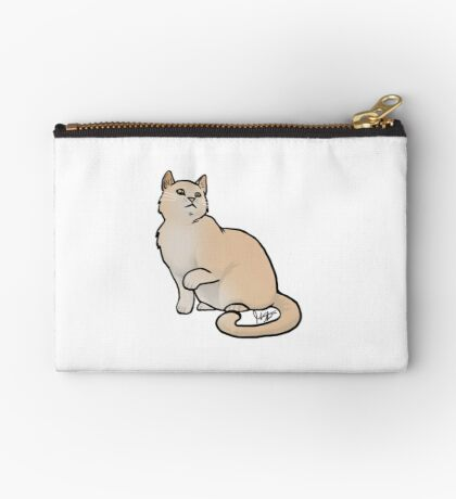 Big Yellow Cat Studio Pouch