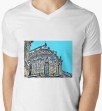 Palace of Versailles Men's V-Neck T-Shirt