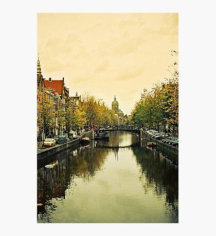 Sint Nicolaaskerk Photographic Print