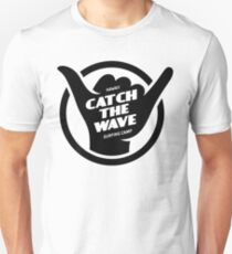 "Hawaii ""Catch the Wave"" Hawaiian Surfing T-Shirt"