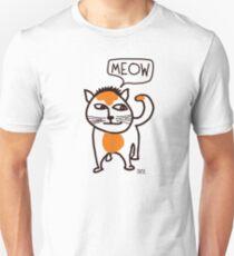 The Cat's Meow Unisex T-Shirt
