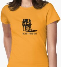 Spaceballs Comb the Desert Women's Fitted T-Shirt