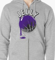 Jelly Fam 2018 Zipped Hoodie