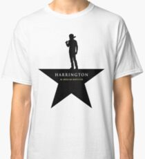 HARRINGTON: An American Babysitter (black) Classic T-Shirt