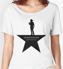 HARRINGTON: An American Babysitter (black) Women's Relaxed Fit T-Shirt