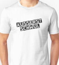 extremely gay Unisex T-Shirt