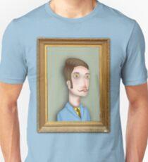 Man portrait by RADIOBOY T-Shirt