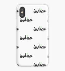 Indica iPhone Case