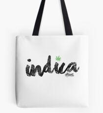 Indica Tote Bag