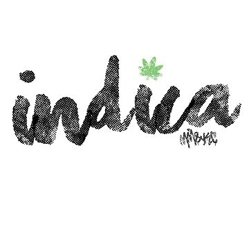 Indica by kushcommon
