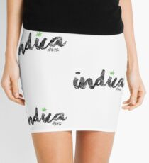 Indica Mini Skirt