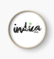 Indica Clock