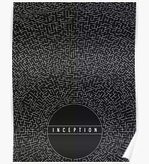 Inception Movie Poster Poster