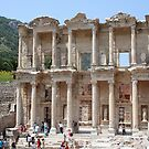 Ephesus Library by taiche