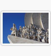 Monument to the Discoveries | Padrão dos Descobrimentos Nr. 2 Sticker